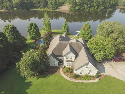North Augusta Single Family Home For Sale: 140 Summerlake Drive