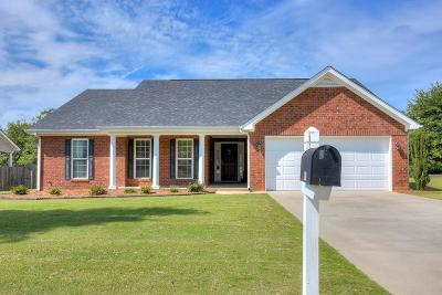 Warrenville Single Family Home For Sale: 1509 Oxpens Drive