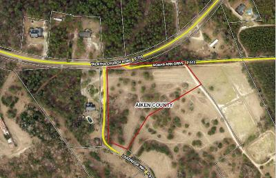 Aiken Residential Lots & Land For Sale: Tract 1 Talatha Church Road