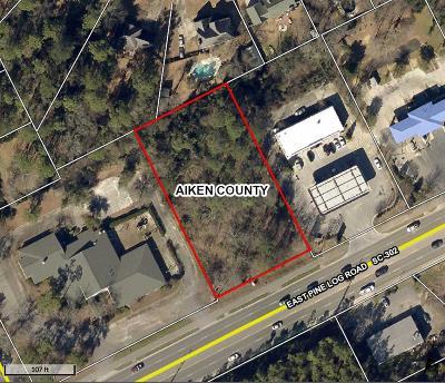 Aiken Residential Lots & Land For Sale: 917 Pine Log Road E