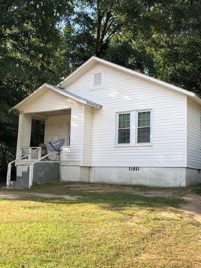 Aiken Single Family Home For Sale: 810 Dillon Avenue