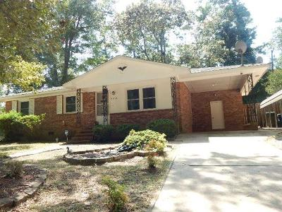 Aiken Single Family Home For Sale: 118 Brentwood Place