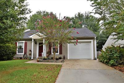 Aiken Single Family Home For Sale: 129 Double Tree Drive