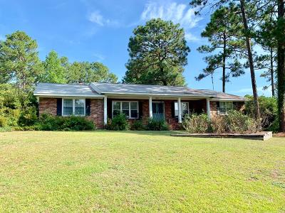 Aiken Single Family Home For Sale: 807 Valley View Street