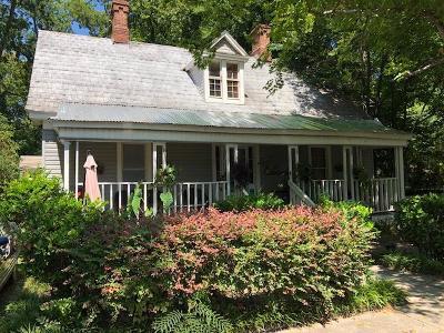 Aiken Single Family Home For Sale: 331 Kershaw Street NE
