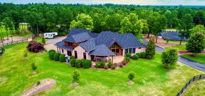 Aiken Single Family Home For Sale: 1050 Clear Creek Court