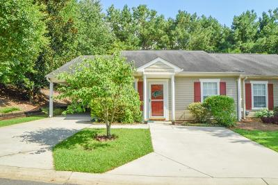 Aiken Single Family Home For Sale: 101 Double Tree Drive