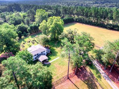 Aiken Single Family Home For Sale: 148 Wire Road
