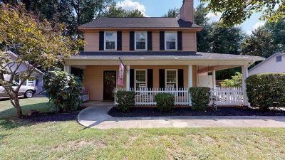 Aiken Single Family Home For Sale: 725 Cherry Drive SE