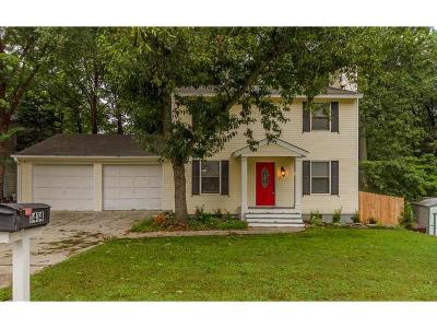North Augusta Single Family Home For Sale: 1414 Brookgreen Drive