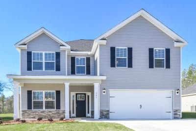 North Augusta Single Family Home For Sale: Lot 2443 Dove Lake Drive