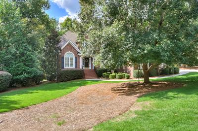 North Augusta Single Family Home For Sale: 53 Wildmeade Court