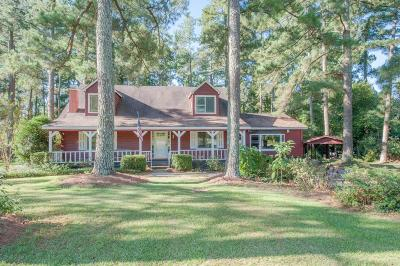 North Augusta Single Family Home For Sale: 3 Mayfield Court
