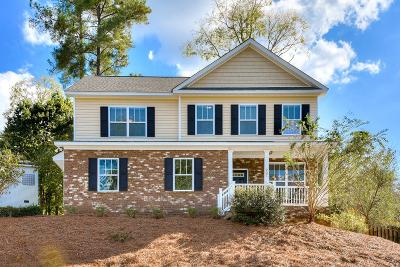 North Augusta Single Family Home For Sale: 207 Runnel View