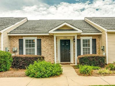 North Augusta Single Family Home For Sale: 126 Bentley Drive