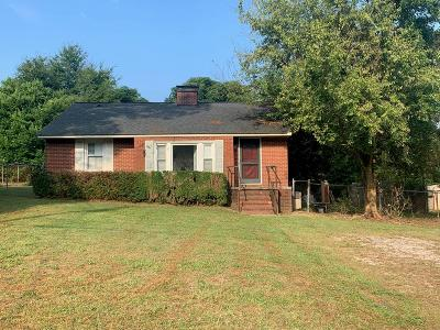 Aiken Single Family Home For Sale: 119 Westdale Avenue