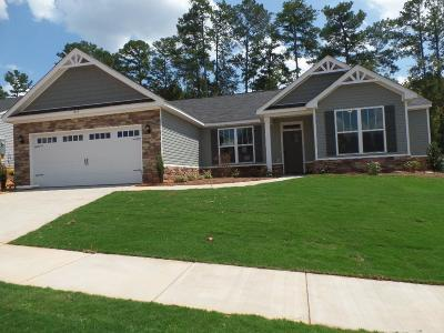 North Augusta Single Family Home For Sale: 1125 Gregory Landing Drive