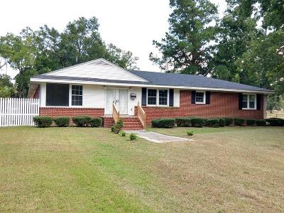 Aiken Single Family Home For Sale: 404 Marion Street NE
