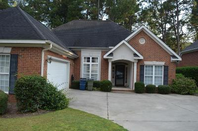 Aiken Single Family Home For Sale: 152 Crane Court