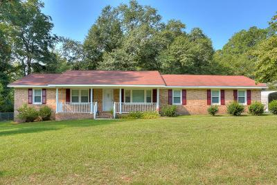 North Augusta Single Family Home For Sale: 1110 Audubon Road