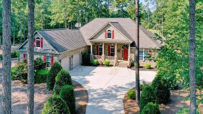 Aiken Single Family Home For Sale: 315 Clayburne Place