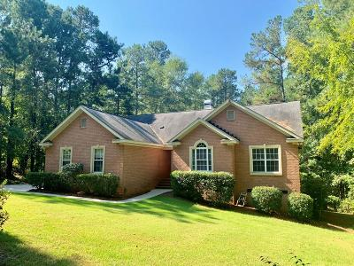 North Augusta Single Family Home For Sale: 939 Currytown Blvd