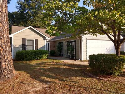 Aiken Single Family Home For Sale: 560 Palm Drive SE