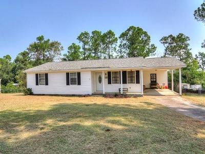 North Augusta Single Family Home For Sale: 320 Blanchard Road