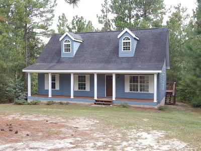Aiken Single Family Home For Sale: 262 Confederate Road