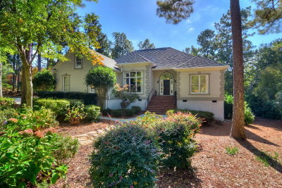 Aiken Single Family Home For Sale: 156 Winged Elm