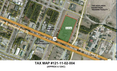 Residential Lots & Land Sold: 00 Richland & Beaufort
