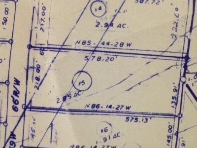 Aiken Residential Lots & Land For Sale: 000 Hamelin Road