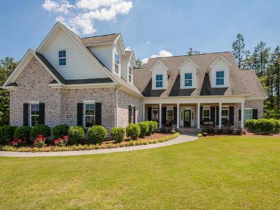 Aiken County Single Family Home For Sale: 7095 Hidden Field Ct