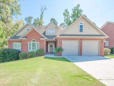 North Augusta Single Family Home For Sale: 65 Dry Branch Way