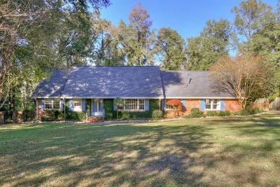 Aiken Single Family Home For Sale: 300 Dupree
