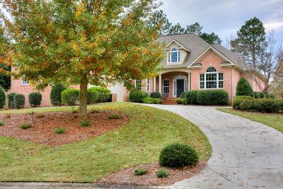 Aiken Single Family Home For Sale: 166 Foxhound Run