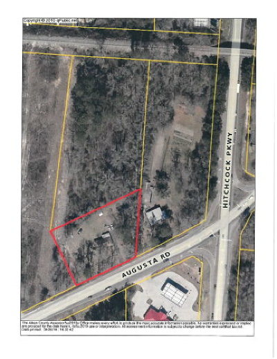 Warrenville Residential Lots & Land For Sale: 196 Augusta Road