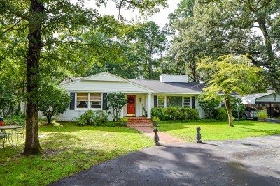 Aiken Single Family Home For Sale: 927 Two Notch Rd
