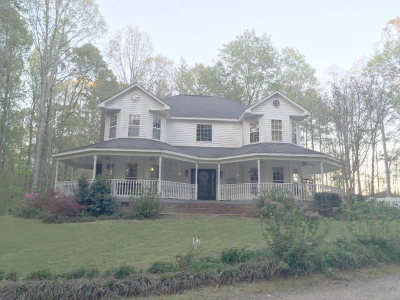 Edgefield County Single Family Home For Sale: 43 Aviary Lane