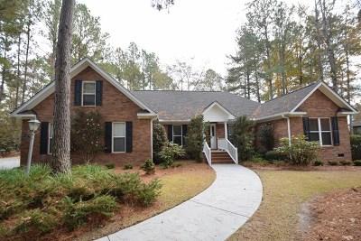 Aiken County Single Family Home For Sale: 60 Barron Way