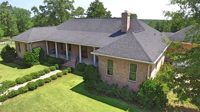 Aiken County Single Family Home For Sale: 772 Montmorenci Road