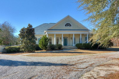 Aiken County Single Family Home For Sale: 539 Dressage Ct