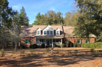 Aiken County Single Family Home For Sale: 150 Maxwell Rd