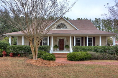 Aiken Single Family Home For Sale: 239 Wrights Mill Road