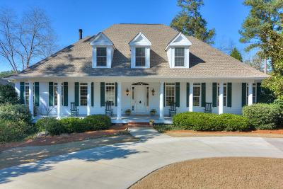 Aiken County Single Family Home For Sale: 231 Birch Tree Circle