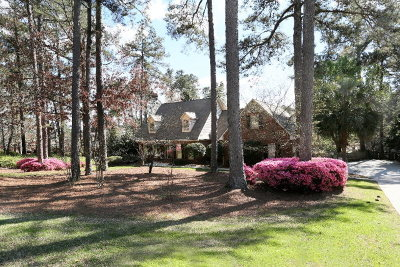 Aiken County Single Family Home For Sale: 300 Willow Lake Court
