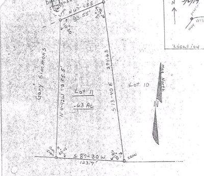 Aiken Residential Lots & Land For Sale: Lot 11 Croft Mill Rd