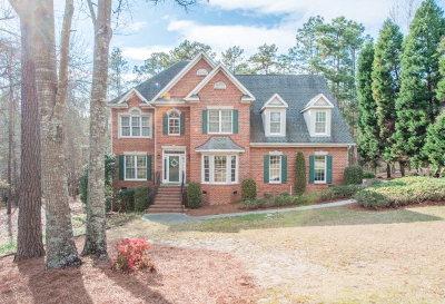 Aiken County Single Family Home For Sale: 122 Mockernut Circle