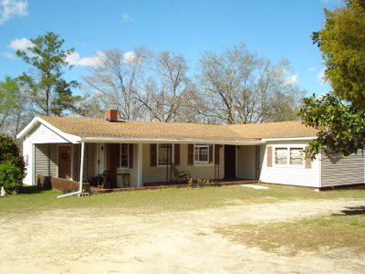 Aiken County Single Family Home For Sale: 140 Monroe