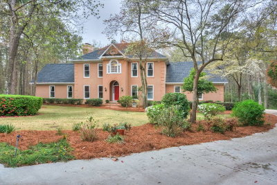 North Augusta Single Family Home For Sale: 7 Walnut Court